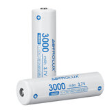 2Pcs Astrolux® C1830 3000mAh 3C 3.7V 18650 Li-ion Battery 9.6A High Performance Rechargeable Lithium Power Cell For Flashlights RC Toys Remote Control Gamepad