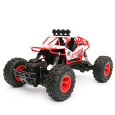 1/16 2.4G 4WD Radio Rapide Télécommande RC RTR Racing Buggy Crawler Voiture Hors Route