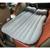 Şişme Yatak Araba Arka Koltuk Hava Yatağı SUV Outdoor Seyahat Kampçılık için Yastık Uzatın