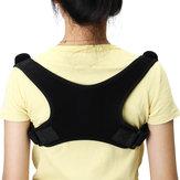 EinstellbareHaltungKorrektorBuckelKorrekturGürtel Schmerzlinderung Rückenwirbelsäule Unterstützung