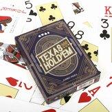 Tarjeta de juego creativo TEXAS HOLD'EM Hombre lobo Matando a una fiesta de póquer Juegos de mesa Juegos de mesa Magia Accesorios de Xiaomi Youpin