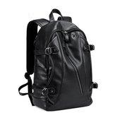 UomoCasualBackpackgrandecapacitàdi viaggio Borsa Daypack USB Charging Zaino