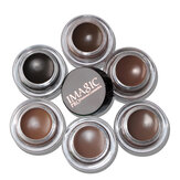 IMAGIC 6 Color Eyebrow Tint Makeup Waterproof Eyebrow Pomade Gel Enhancer Cosmetic Eye Makeup Eye Brow Cream
