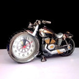 Montre de 4 couleurs à horloge de moto Moteur Bike Home Vintage Decorative Plastic Cool Gift