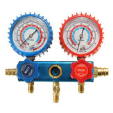 Car HVAC R134a Refrigeration Air Conditioning H/L Manifold Gauge Set Maintenance Tools AC Diagnostic Refrigerant