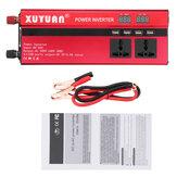 5000W 12V/24V DC to 110V/220V AC Solar Power Inverter LED Modified Sine Wave Converter Red