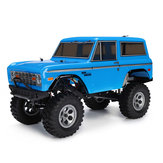 HSP RGT 136100 1/10 2.4G 4WD Racing RC Auto Offroad Rock Crawler Klettern High Speed ​​Truck Spielzeug