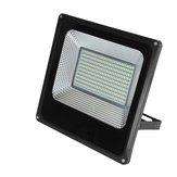 100W vanntett 300 LED Flood Light White Light Spotlight Utendørs lampe for hage Yard AC180-220V