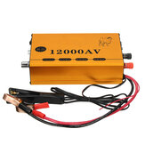 12000V AC Ultrasonic Inverter Electro Fisher Shocker Fish Stunner Booster Marine Electronic Transformer