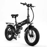 [EU DIRECT] CMACEWHEEL RX20 Spoke Wheel 15Ah 48V 750W 20in Folding Electric Bike 45km/h Max Speed Mountain E Bike