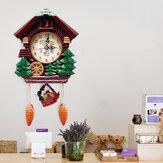 Wall Clock Cuckoo Clock Living Room Bird Alarm Toys Modern Brief Children Decorations Home Day Time Alarm