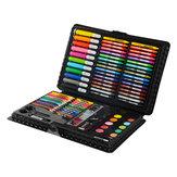 109 Pcs Para Desenho E Desenho De Cores De Caneta De Cor Caso Conjunto De Pintura Para Crianças Desenho De Arte Infantil