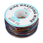 8 Farben OK Draht 30AWG Wrapping Wire Line Verzinnten Kupfer Flying Jumper Kabel 280m