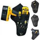 Hochleistungs-Akku-Schlagbohrgerät Holster Werkzeugtasche Gürteltasche Taschenhalter