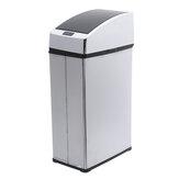 3L / 4L Otomatik Endüktif Akıllı Algılama Atık Bin Çöp Depolama Wastebucket Çöp Tenekesi Ev Mutfak Ofis Ofis Ev için Çöp Tenekesi Banyo Mutfak