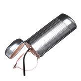Алюминиевые солнцезащитные очки Protector Чехол Коробка Silver Hard Metal Очки Хранение Чехол