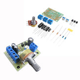 5pcs DIY OTL Discrete Component Power Amplifier Kit Electronic Production Kit