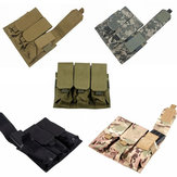 Molle Nylon Multi-use Package Triple Paquete Accesorios Bags