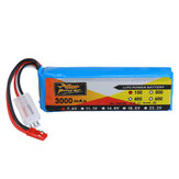 ZOP Power 7.4V 3000mah 10C Lipo Батарея для Frsky Taranis X9D Plus Передатчик