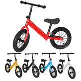 Children Balance Scooters Treadless Baby Bicycle Toy Child Bike With Tire Pump For 1-6 Year Olds