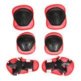 Rodilleras para niños Almohadillas de codo Conjunto de engranajes protectores / Casco ajustable para niños para montar en patineta Electic Patineta Rodillo Patinaje