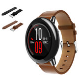 Bakeey 22mm Replacement Leather Watch Band Bracelet Strap For Xiaomi Huami Amazfit