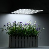 225LED Grow Light White Lamp Ultradun paneel Hydrocultuur Binnen Plant Veg Flower AC85-265V