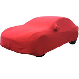 Stretch Car Cover Breathable Dust Sun Proof Protection Full Cover For Cars SUV