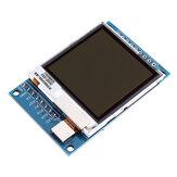 3 piezas 1,6 Inch transflectivo TFT LCD Pantalla módulo 130X130 luz solar Visible puerto serie SPI 3,3 V 5V para Arduino