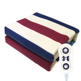 Security Dual Temperature Heated Mat Electric Bed Blanket Household Electric Mattress Soft Mat Warmer Heating Pad