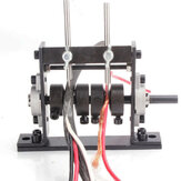 دليل تجريد الأسلاك النحاسية آلة 1-30mm الخردة تقشير كابل الخردة