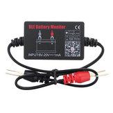 12V autós akkumulátorfigyelő tesztelő BM2 bluetooth 4.0 eszköz 6V-20V járműhöz