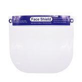 2Pcs Transparent Verhindert Speichelspritzer Vollgesichtsschutzmaske Antibeschlag
