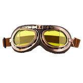 Vintage Motorcycle Helmet Eyewear Goggles Riding Glasses ATV Dirt Bike