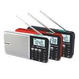 Tecsun A5 Kablosuz bluetooth Hoparlör Yaşlı Adam Kartı Radyo Kayıt FM Yayın Yarıiletken Müzik Kutusu Küçük Stereo