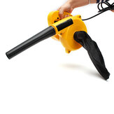 Electric Hand Operated Air Blower for Cleaning Computer Vacuum Cleaner Dust Blowing Tool