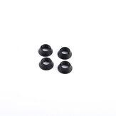 Original RadioMaster Satin Black Switch Nuts Short Replacement Parts for TX16S Transmitter