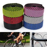 BIKIGHT Taśma na kierownicę Rowerowa droga rowerowa Sport Cork Grip Wrap Taśma wstążkowa Wtyczka barowa