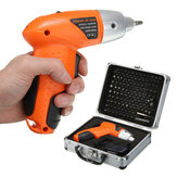 DOTOOLS® 4.8V 104 in1 Electric Screwdriver Maintenance Screwdriver Set Fixing Tool kit