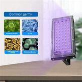 50W LED UV-C Germicidal Lamp Flood Sterilizer Spotlight Indoor Garden Wall Lamp