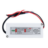 AC100-265V au conducteur LED d'alimentation à courant constant non-imperméable de DC5V 4A 20W