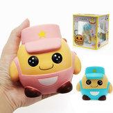 Xinda Squishy Car Racer 12cm Soft Slow Rising Com embalagem Coleção Gift Decor Toy