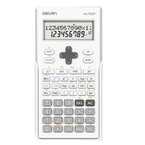Deli 1700P China Aerospace Function Calculator 240 Kinds of Functional Test Calculator Suitable for Accounting Exam Math Supplies