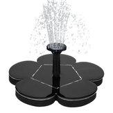 1.5W7.5VThiếtkếhoahồng ngoài trời Máy bơm nước chạy bằng năng lượng mặt trời nổi cho bể bơi Vườn hồ thủy sinh Pond Garden tưới nước Máy bơm nước siêu năng lượng mặt tr