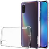 Nillkin Nature Transparent Soft TPU beskyttelsesetui til Xiaomi Mi9 / Mi 9 Transparent Edition Ikke-original