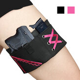 H91 Concealed Tactical Leg Sleeves Holster Universal Left & Right Leg Sleeves For Women Men Hunting Accessories