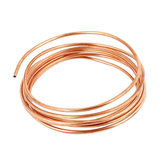 5/16 Inch Diameter 3/4/6m Soft Coil Brass Tube Hose Air Conditioner Pipe Refrigerant Gas R410A