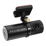 1080P Full HD Mini Hidden Car DVR Vista a 170 gradi