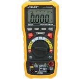 Автоматический диапазон цифровой мультиметр с AC / DC испытательной температуры сопротивление усилителя вольта емкости частоты и USB регистр