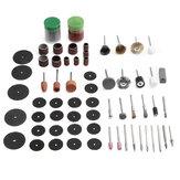 97pcs Grinding Sanding Polishing Abrasive Tool Accessory Set For Dremel Rotary Tool